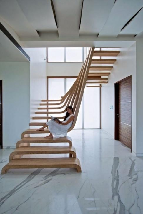 Best Modern Staircase Design Photo 015