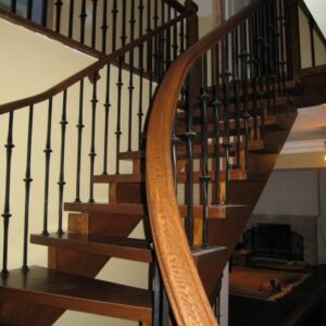 Open Concept Stairs