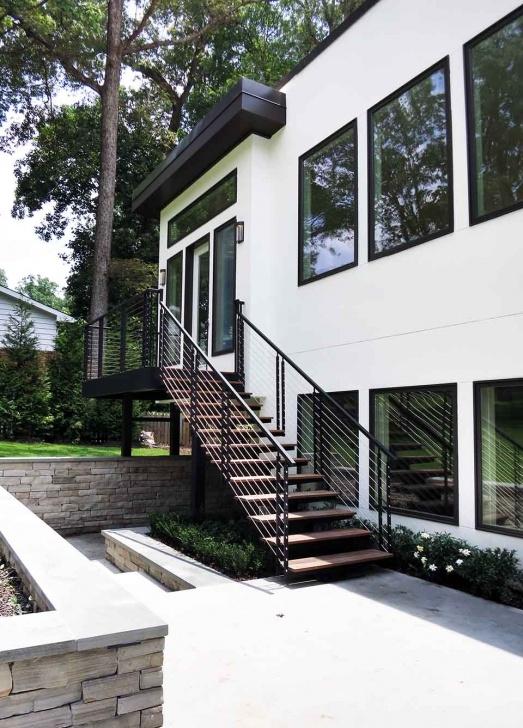 Best Outdoor Stairs Design Photo 921