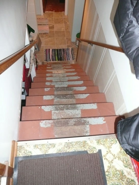 Best Painting Basement Steps Picture 225