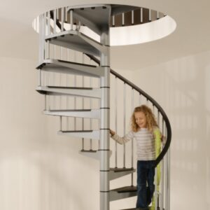 Prefab Spiral Staircase