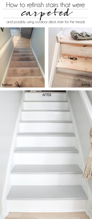 Best Refinishing Stair Treads Photo 689