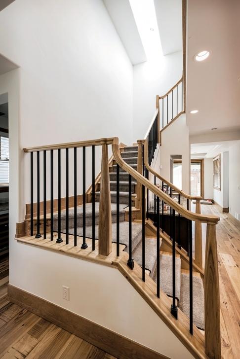 Best Residential Stair Railing Image 357