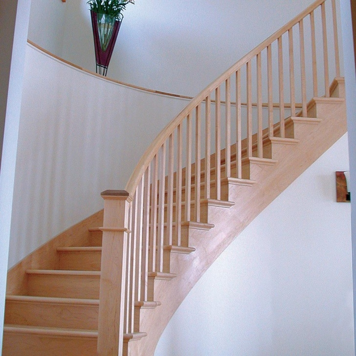 Square Wood Balusters | Stair Designs