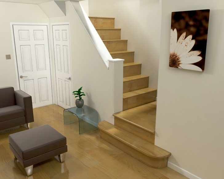 Best Staircase 3D Design Image 098