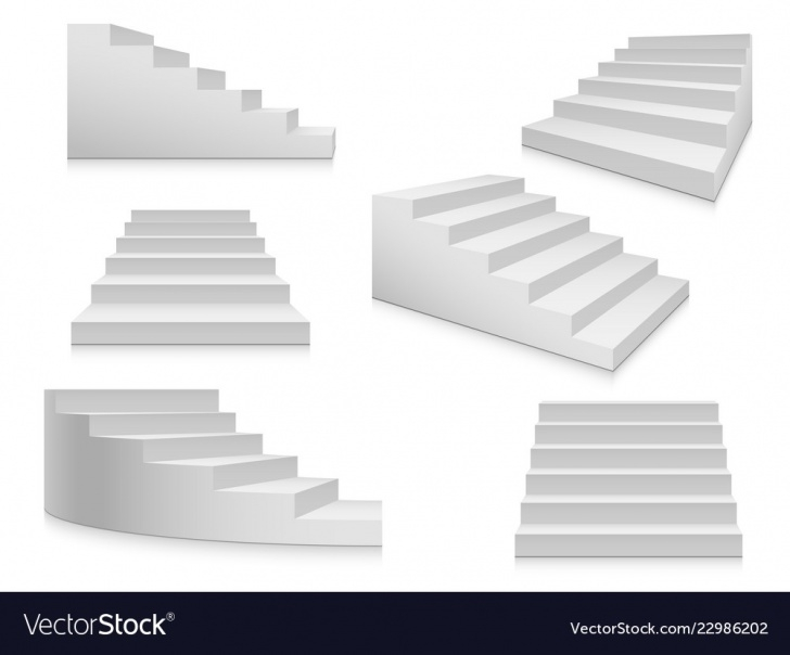 Best Staircase 3D Design Image 846
