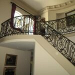 Best Staircase Balcony Design Image 022