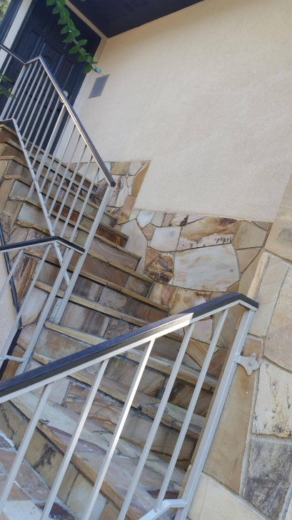 Best Staircase Exterior Wall Design Picture 466