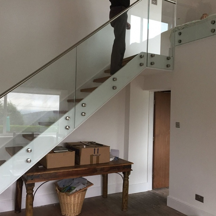 Best Staircase Railing With Glass Image 919