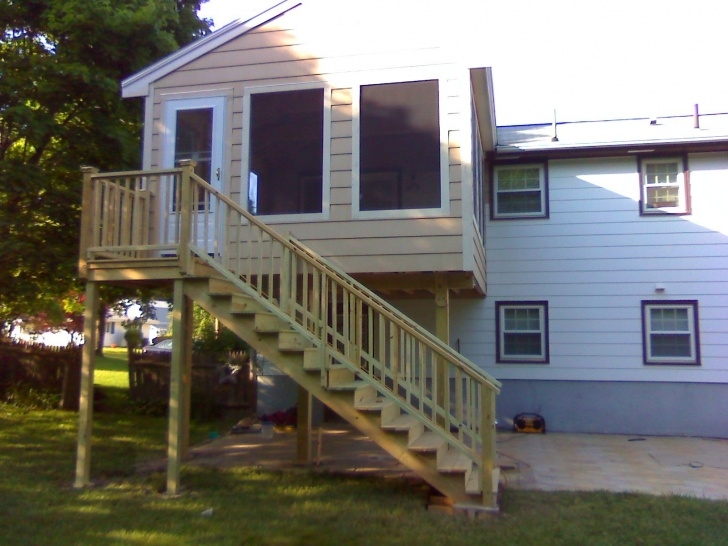 Best Stairs From Outside The House Picture 233