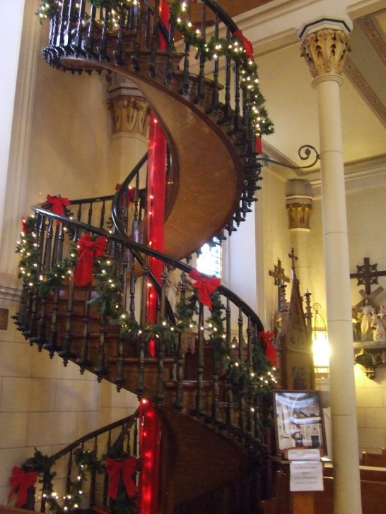 Best Stairs Of Loretto Chapel Picture 135