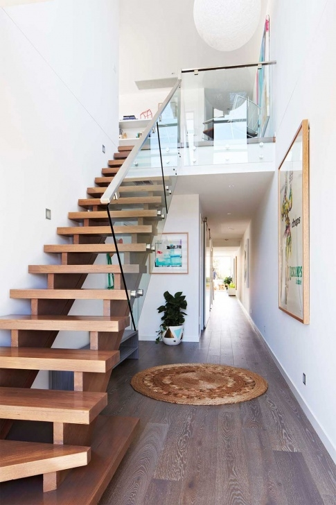 Best Timber Staircase Design Picture 024