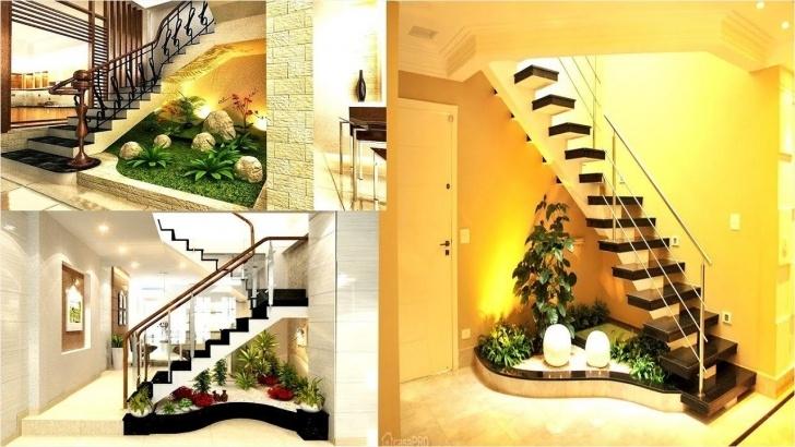 Best Under Stair Garden Design Photo 833