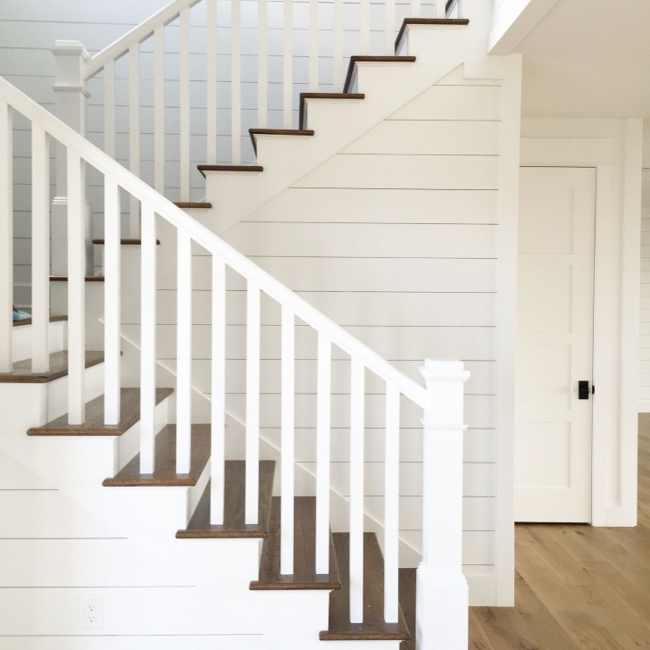 Best White Stair Railing Image 864