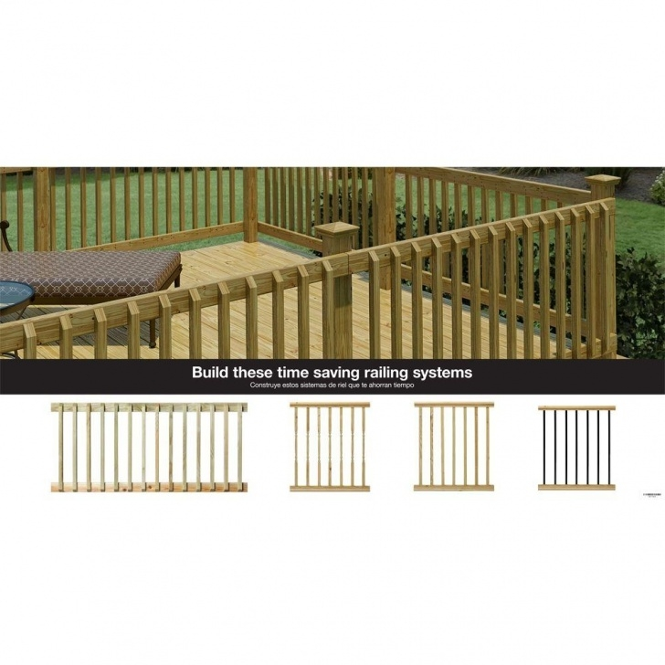 Best Wood Balusters Home Depot Picture 568