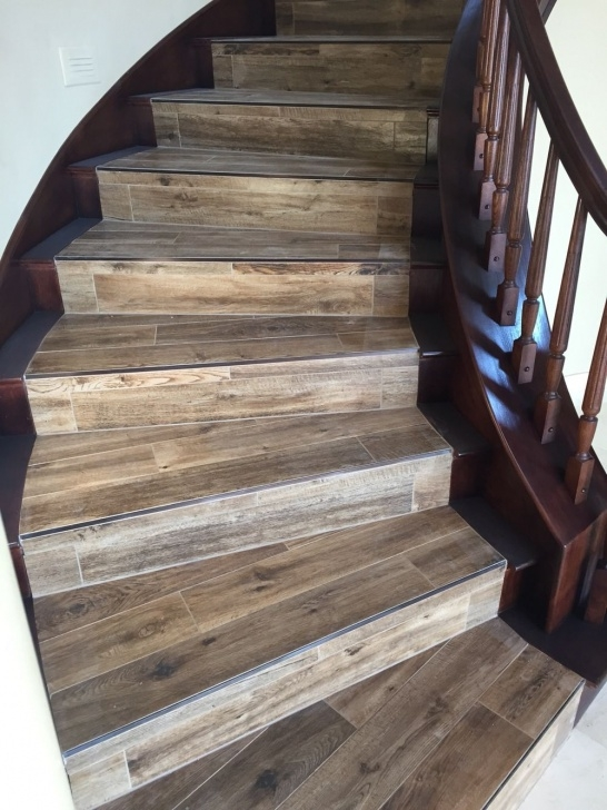 Best Wood Tile Stairs Picture 796