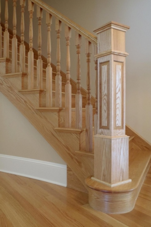 Best Wooden Stair Posts Photo 186