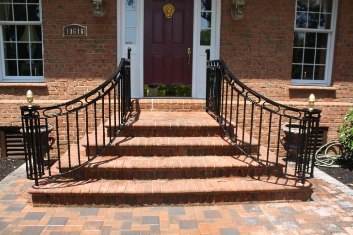 Best Wrought Iron Railings For Steps Picture 477
