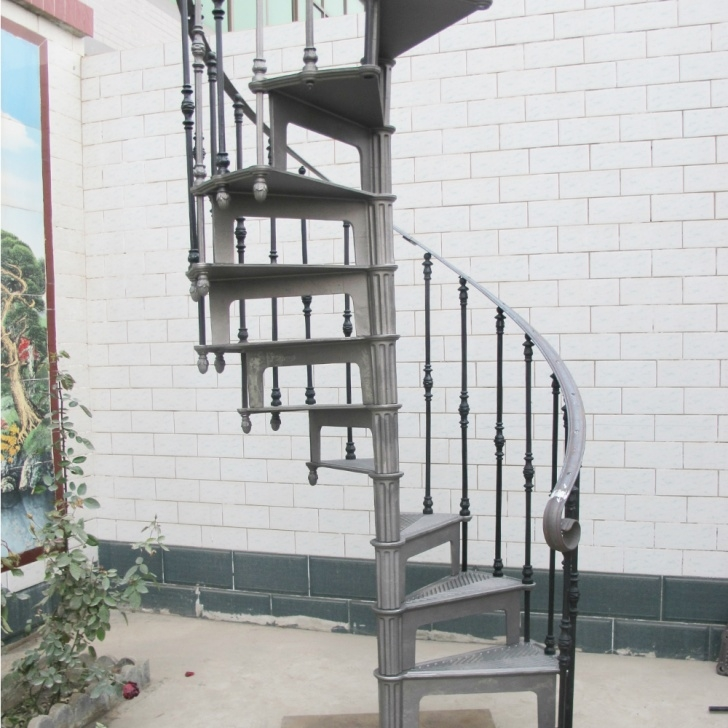 Best Wrought Iron Spiral Staircase Image 455