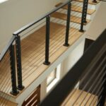 Cool Black Metal Handrail Photo 672