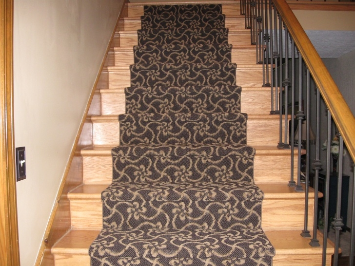 Cool Fully Carpeted Stairs Picture 188