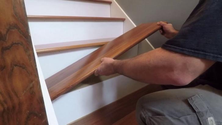 Cool Hardwood Stair Treads Image 994
