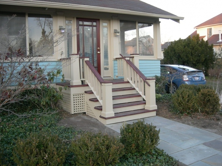 Cool House Main Entrance Steps Design Picture 517