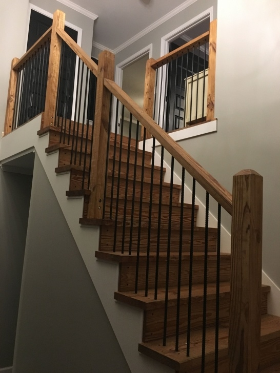 Cool Indoor Railings For Steps Picture 422