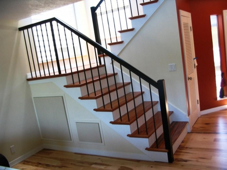 Cool Iron Stair Railing Indoor Picture 841