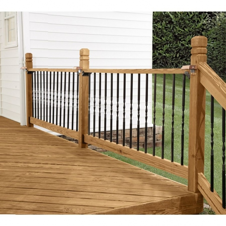 Cool Lowes Wood Banister Image 400