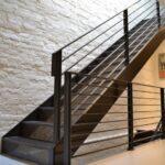 Cool Metal Staircase Design Image 559
