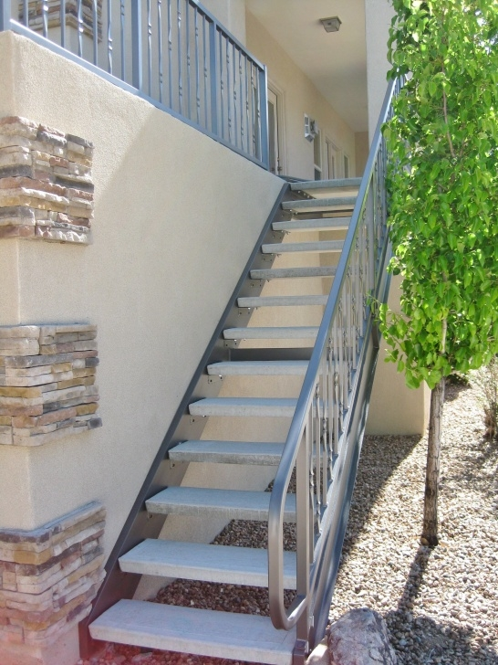 Cool Residential Stair Design Picture 801
