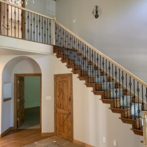 Top Of Stairs Railing