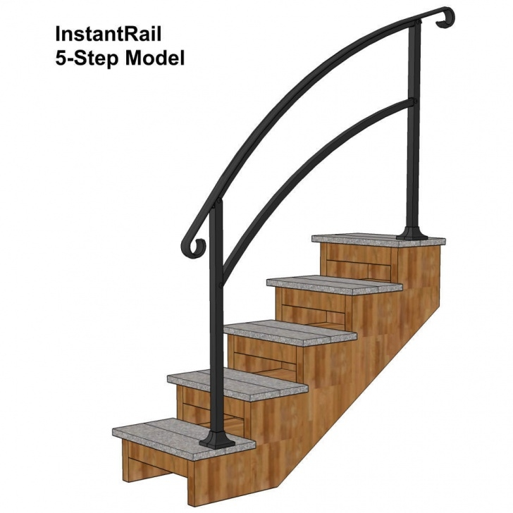 Cool Two Step Handrail Photo 316