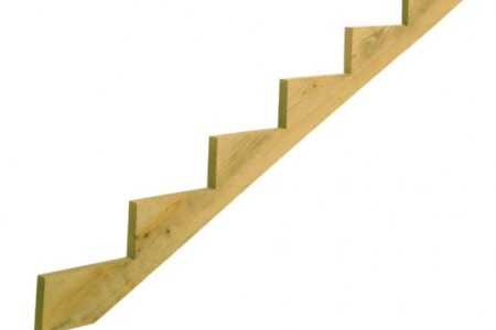 Wood Stair Stringers