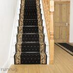 Creative Black Stair Runners Image 344