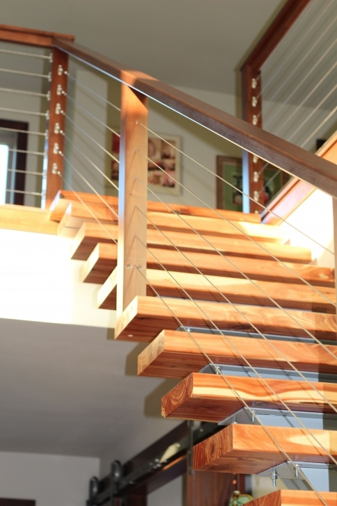 Creative Cable Stair Railing Picture 045