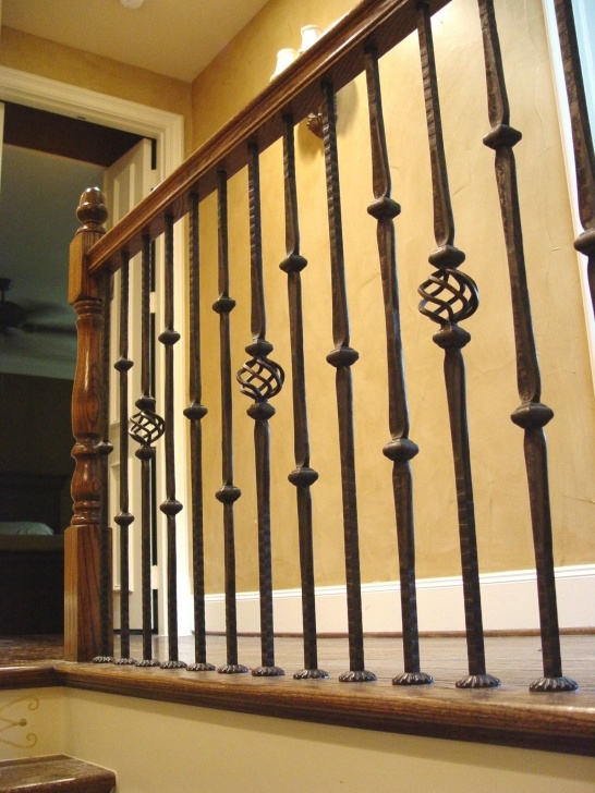 Creative Cast Iron Balusters Picture 527