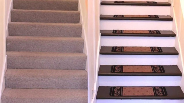 Creative Changing Carpeted Stairs To Wood Picture 172