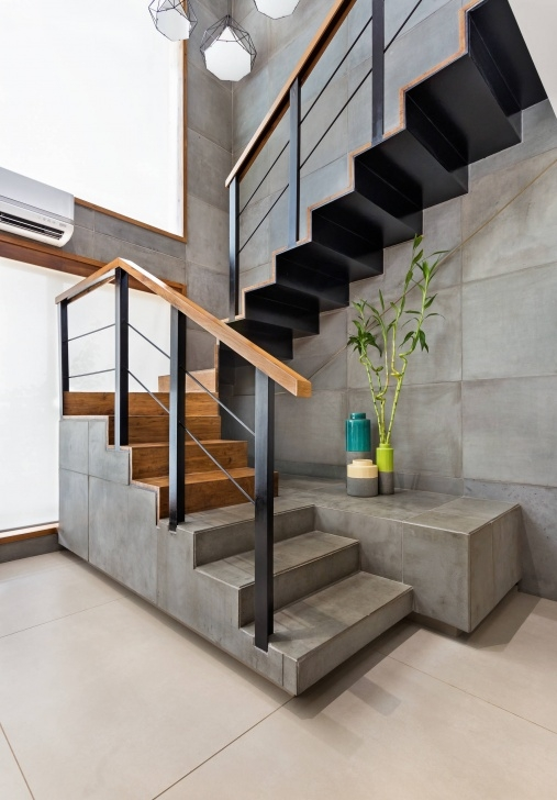 Creative Concrete Stairs Design Picture 726