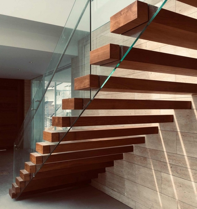 Creative Custom Wood Stairs Picture 934