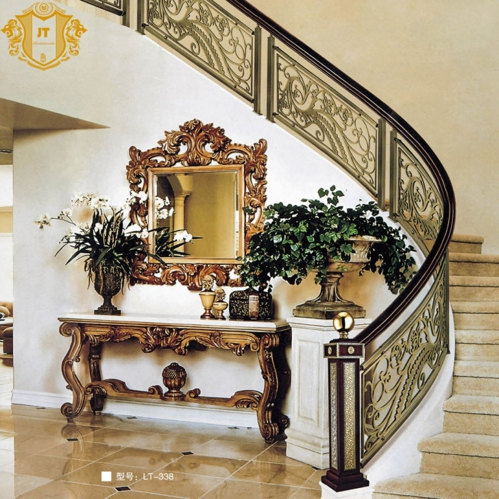 Creative Decorative Stair Railing Image 358