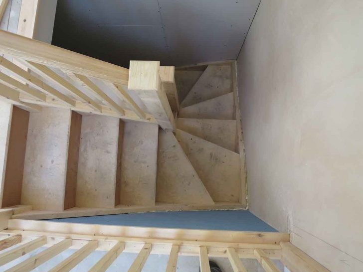 Creative Double Winder Staircase Design Picture 938