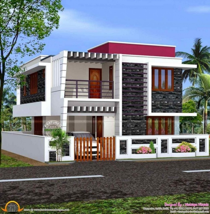 Creative Exterior Staircase Designs For Indian Homes Image 708