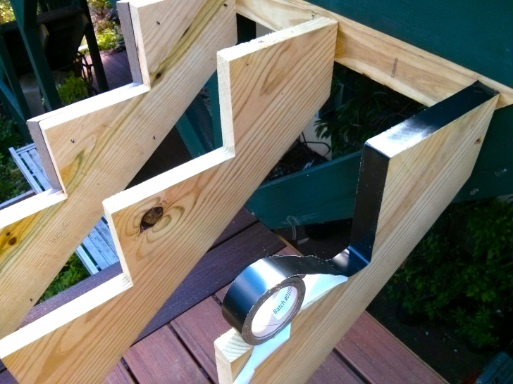 Creative Exterior Wood Stairs Picture 554