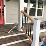 Creative Front Porch Stair Railing Photo 723
