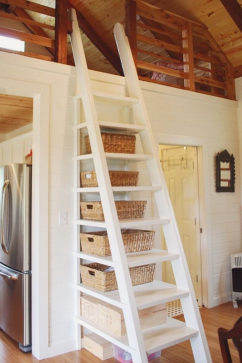 Creative Loft Stair Plans Photo 742