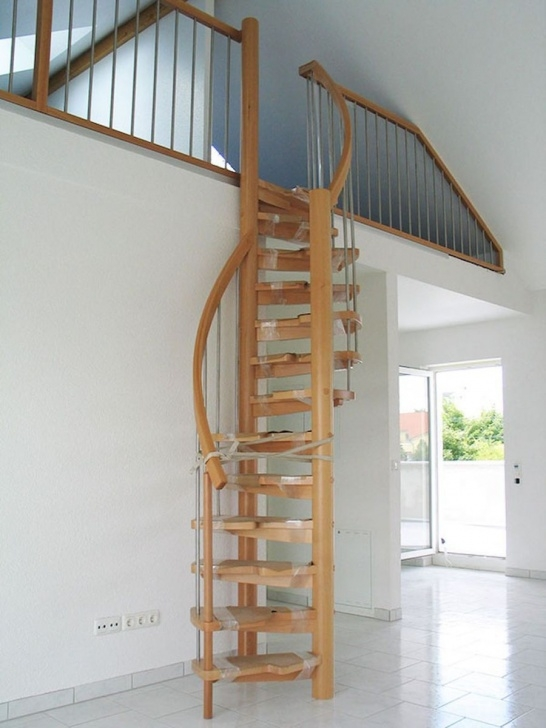 Creative Loft Stairs For Small Spaces Photo 876