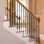 Creative Metal Stair Baluster Image 141