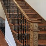 Creative Metal Stair Baluster Photo 798